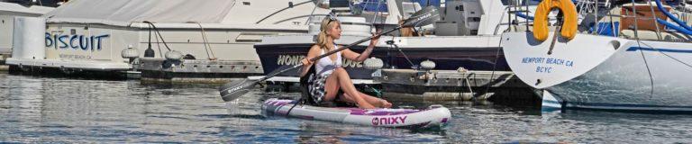 best paddle board for women nixy