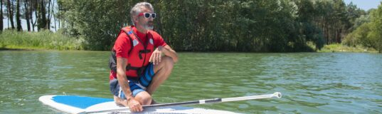 The 9 Best PFDs for Stand Up Paddle Boarding (2021)