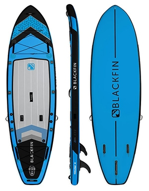blackfin model x paddle board