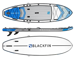 blackfin x most stable paddle board