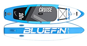 bluefin cruise 108 best budget inflatable paddle board