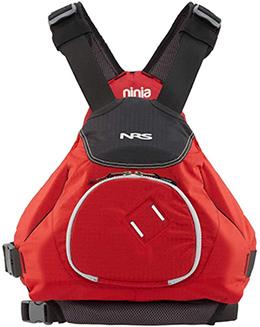 nrs ninja lifejacket