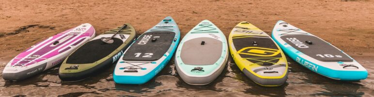 10 Best Inflatable Paddle Board Reviews (2021)